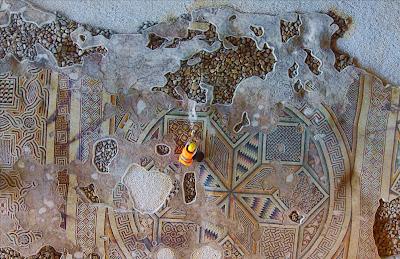 Το μεγαλύτερο άθικτο ψηφιδωτό του κόσμου ανοίγει για το κοινό στα ίχνη της αρχαίας Αντιόχειας