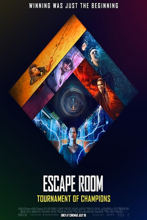 Escape Room 2: Tournament of Champions (2021) 850MB Full Hindi (Fan Dubbed) Dual Audio Movie Download 720p Web-DL [1XBET]