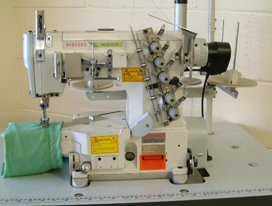 Different Types of Garment Sewing Machine with Specification ...