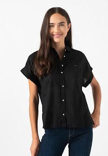 Tommy Hilfiger - Дамска Риза с лого