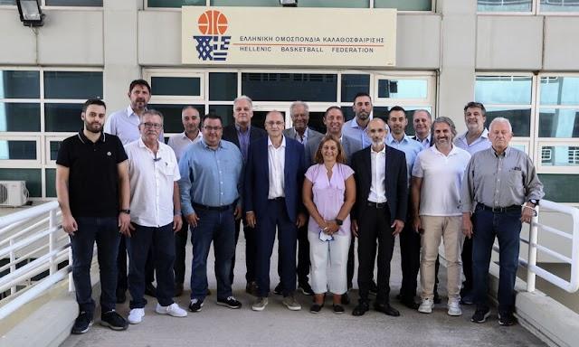 Πρώτο ΔΣ για την νέα διοίκηση της ΕΟΚ, εκτός ο Φασούλας