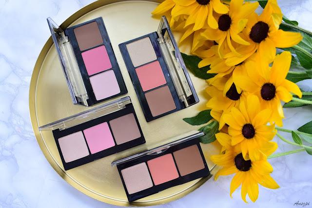 Paleta do konturowania twarzy HDBEAUTY PRO CONTOUR PALETTE Revers Cosmetics