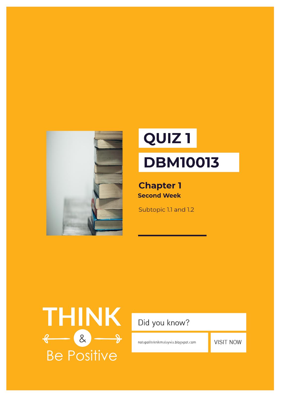 Quiz 40 DBM4000403 Engineering Mathematics 40   Engineering ...