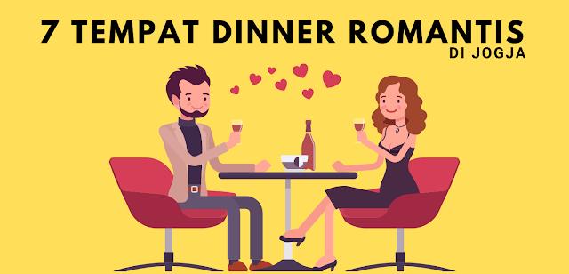 7 Tempat Makan Romantis di Jogja Cocok Untuk Dinner dengan Kekasih