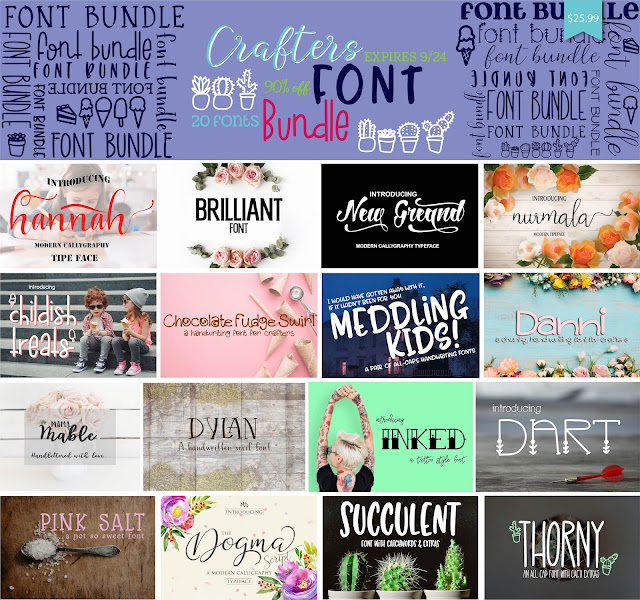 https://sofontsy.com/product/crafters-font-bundle/