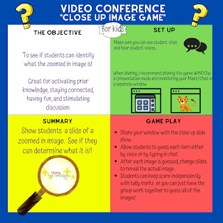 Video Conference Game