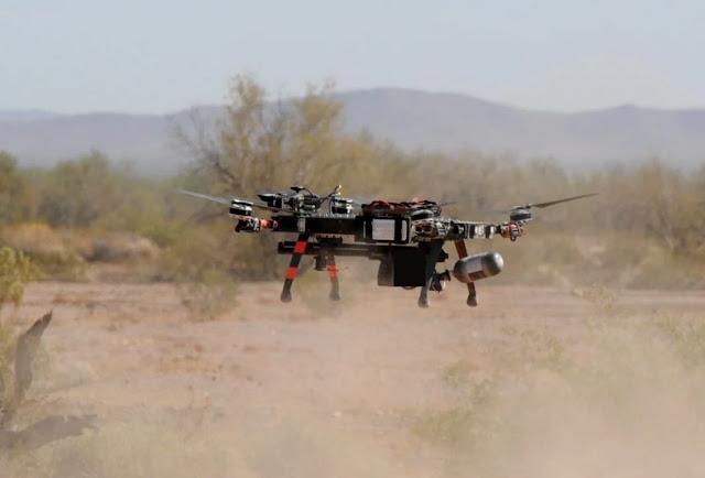 Drone đánh chặn