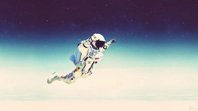 Astronauta no Espaço hd