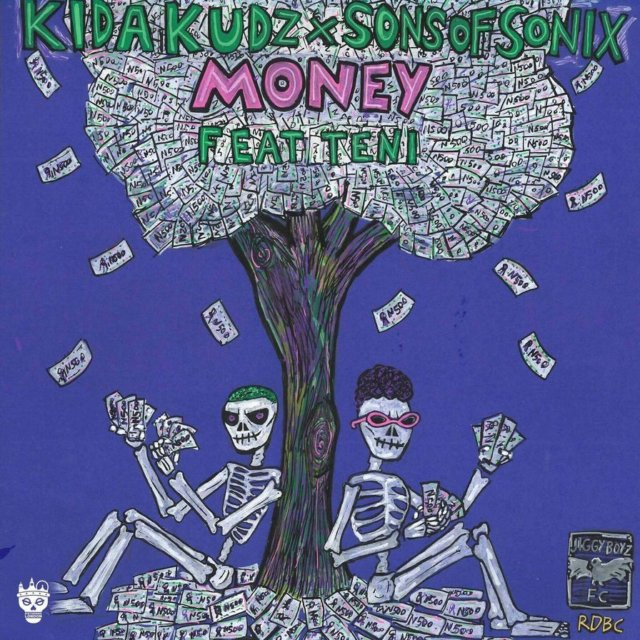 [Mp3] Kida Kudz Ft Teni - Money