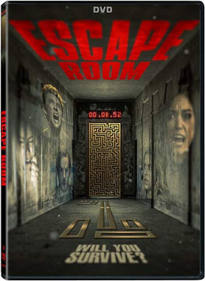 Escape room [2017] [DVD R2] [PAL] [Castellano] [DVD9]