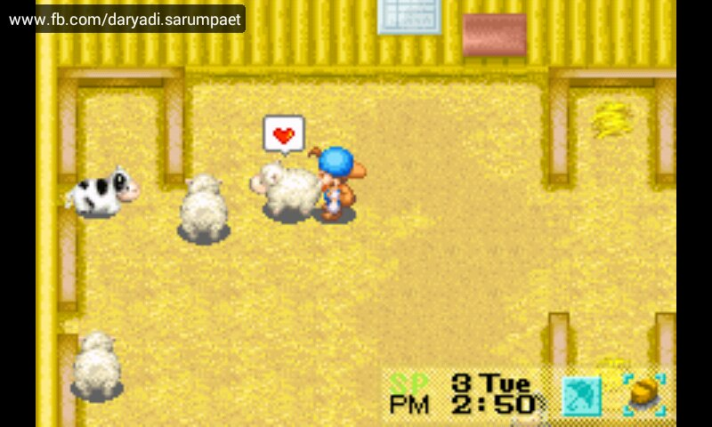 Games like harvest moon for gba