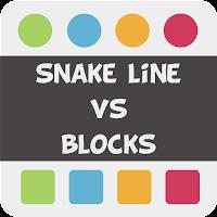 Snake Line Vs Blocks