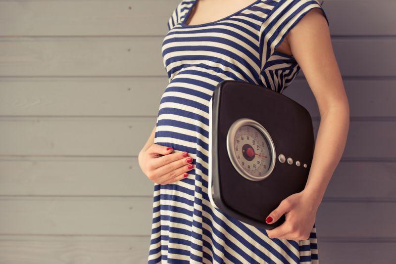 Hamilelikte fazla kilo idrar kaçırmayı tetikliyor