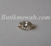 bata berlian marquise untuk jual