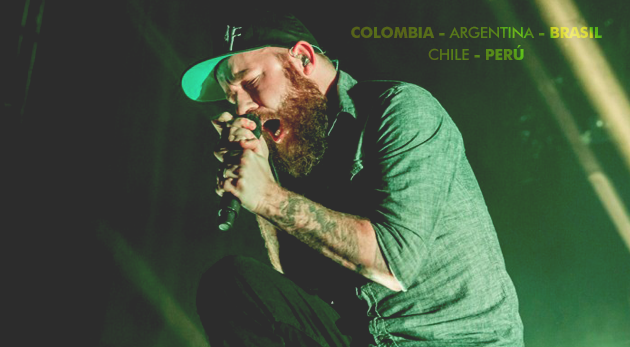 in flames sudamerica 2017