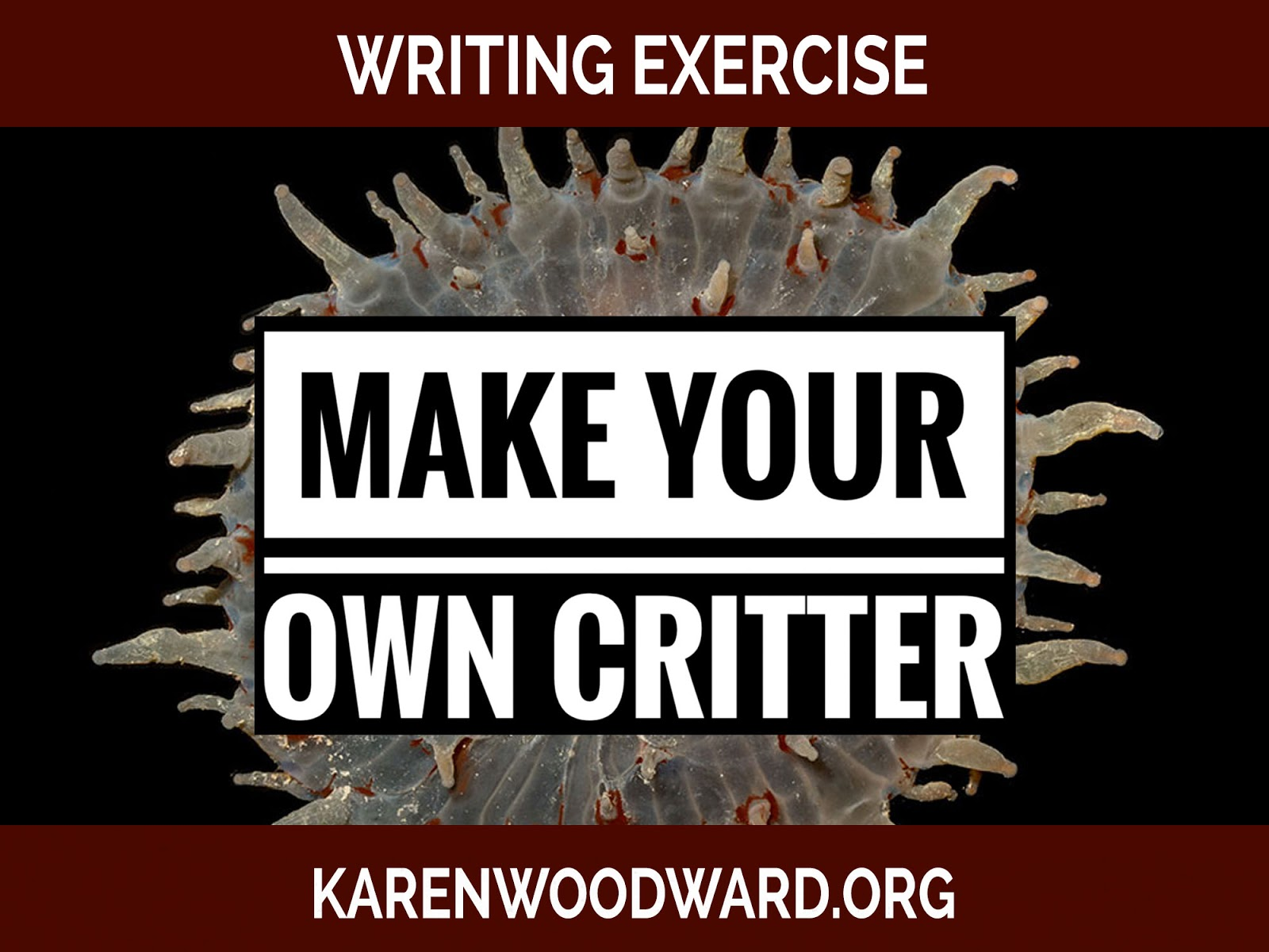 Writing Exercise: Make Your Own Critter!