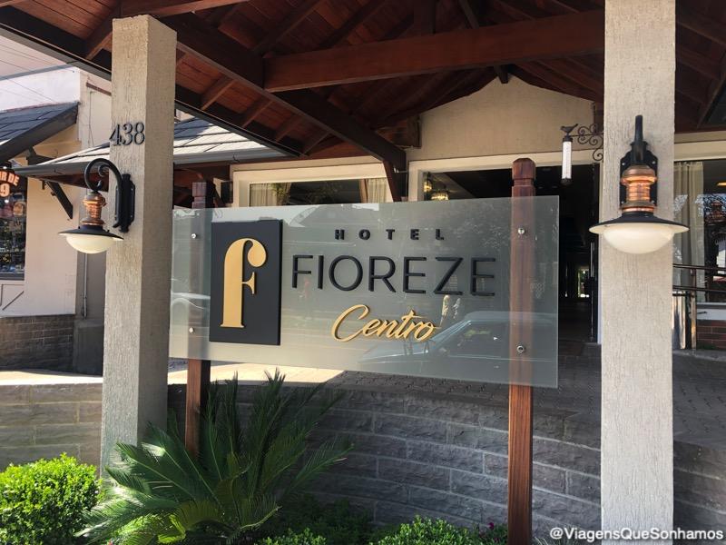 Hotel Fioreze Centro Gramado