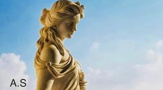 تمثال للفيلسوفة القديمة هيباتيا في العاصمة الإدارية الجديدة.. تعرف عليها