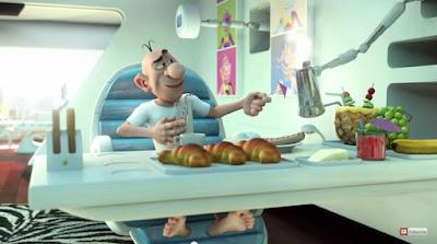 Mortadelo y Filemón contra Jimmy el cachondo - Cine y Cómics - Cine Español - Animación - ÁlvaroGP - el fancine - el troblogdita