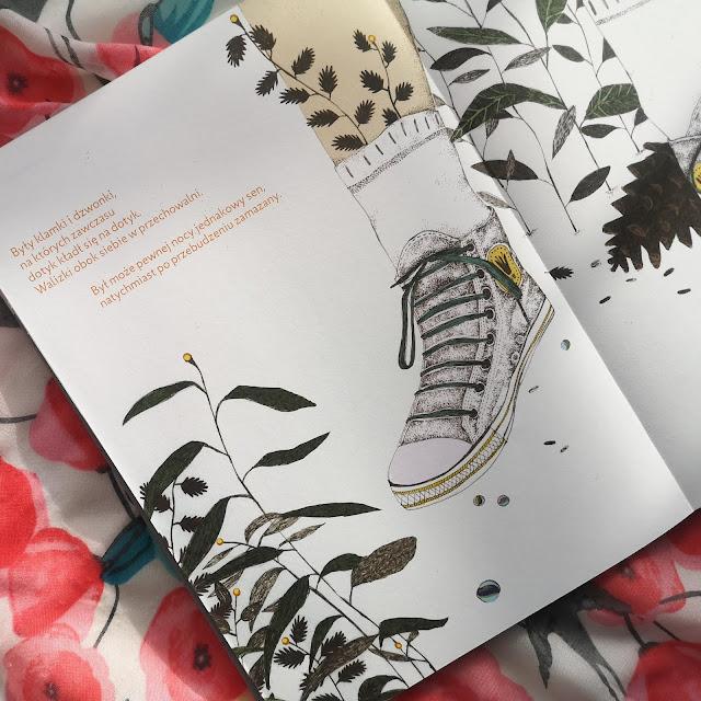książka, ilustracje