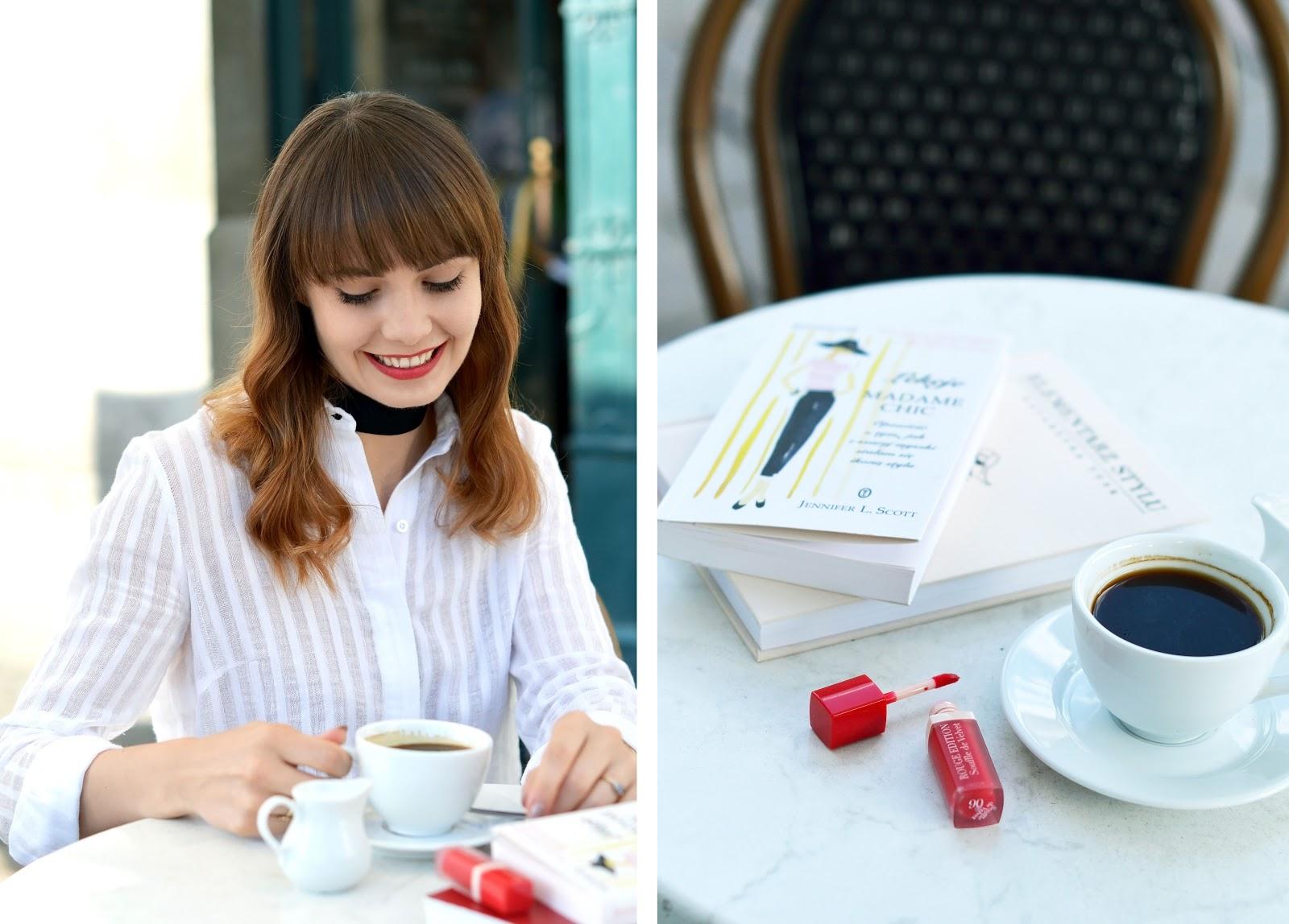 blog o modzie | blog o urodzie | biala koszula