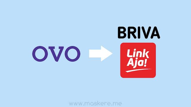 Metode 1 transfer saldo OVO ke Linkaja