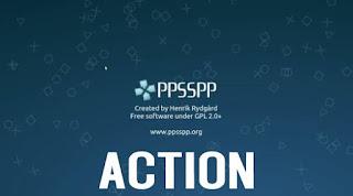 Kumpulan Game Ppsspp Action Iso Cso Terbaru