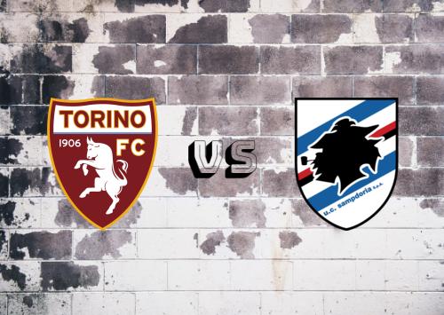 Torino vs Sampdoria  Resumen