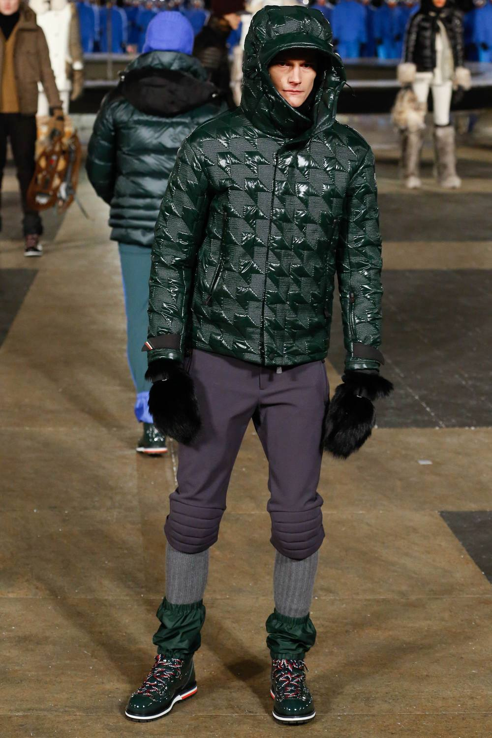 Moncler Grenoble Fall/Winter 2016/17