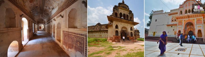 Laxmi Temple e Ram Raja Temple