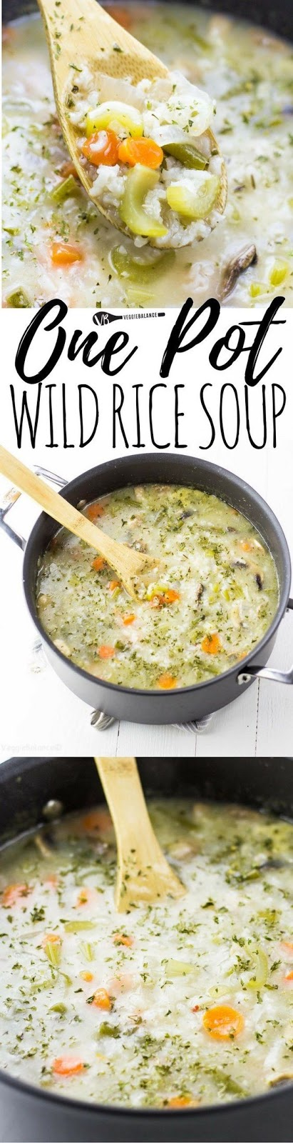one pot wild rice soup gluten free