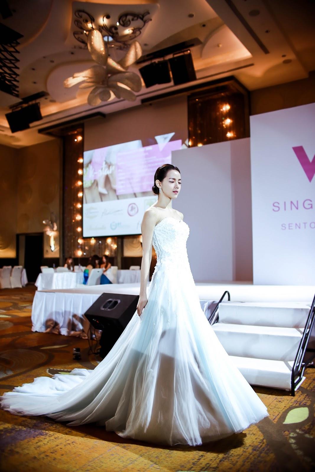 Korean Style Wedding Dress 81 Nice Every model on stage