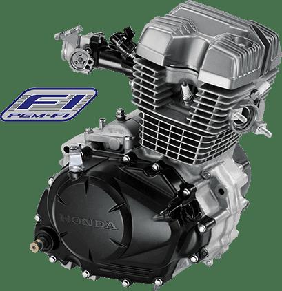 Mengapa Honda CRF150L tidak menggunakan mesin CB150R melainkan New Honda Megapro Fi ?