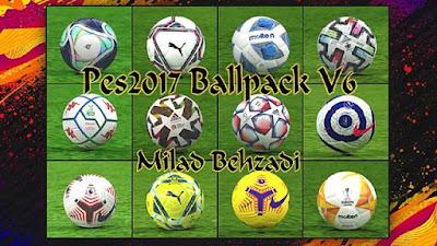 NEW Ballpack 2020-2021 V6
