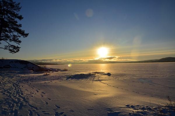 solnedgang røsholmstranda