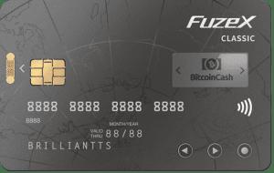 بطاقة FuzeX