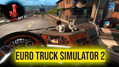 Descargar Euro Truck Simulator 2 + DLCS 2019 FULL ESPAÑOL
