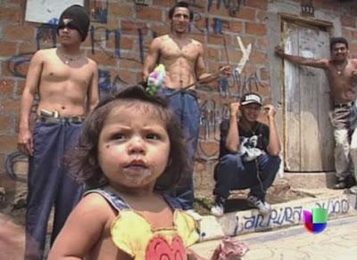 Generacion de Hijos Vagos y Violentos