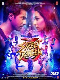 Street Dancer 3D full movie leaked online by Tamilrockers