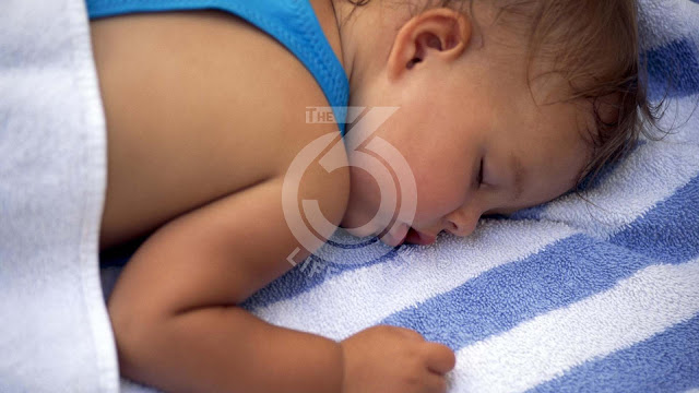 Tips for helping toddlers sleep during heat wave