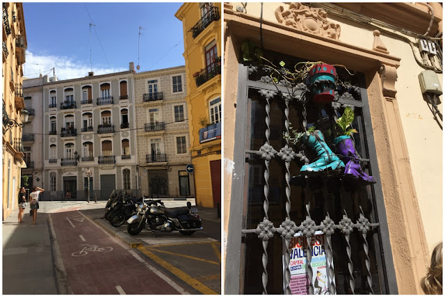 Valencia Ruzafa Viertel Staedtetrip Citytrip Visit Valencia Spain