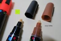 neue Stifte: Kreidemarker – 10er Pack neonfarbene Markerstifte. Für Whiteboard, Kreidetafel, Fenster, Tafel, Bistros – 6mm Kugelspitze mit 8 Gramm Tinte