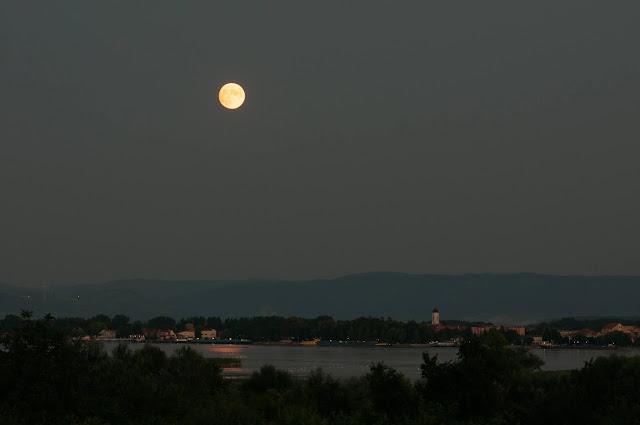 Vedere inspre Veliko Gradište, Serbia