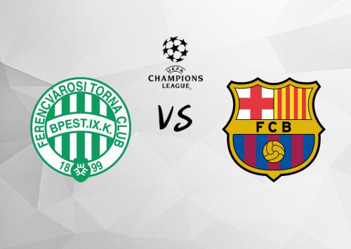Ferencváros vs Barcelona  Resumen y Partido Completo