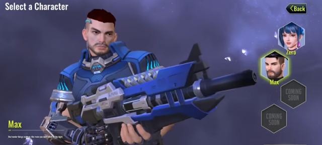 Cyber Hunter Character 2