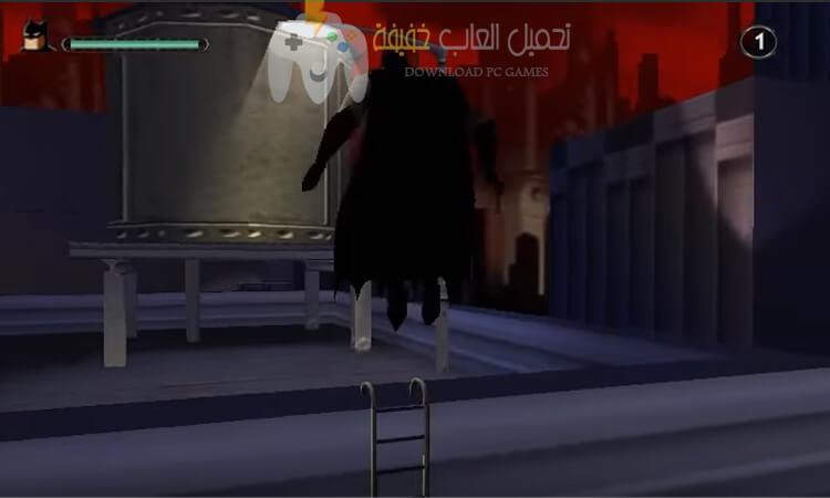 تحميل لعبة باتمان للكمبيوتر جميع الإصدارات من ميديا فاير Batman
