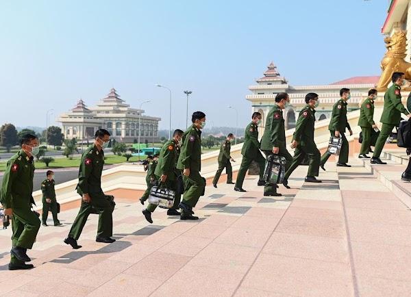 Selain Tiongkok, Banyak Pemimpin Dunia Kutuk Kudeta Militer AD Myanmar