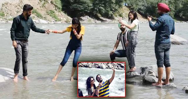 हिमाचल: बरसात में नदी-नालों में सेल्फी लेते पकड़े गए तो होगी 8 दिन की जेल