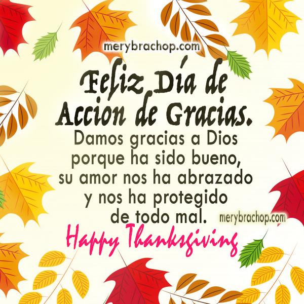 tarjeta compartir feliz dia de accion de gracias thanksgiving