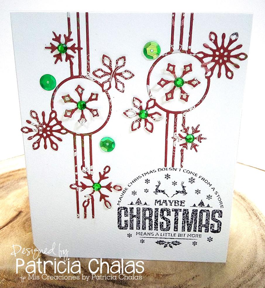 Dies R Us: Maybe Christmas card